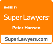 Super Lawyers Peter Hansen