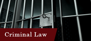 Locked Cell - Law Firm